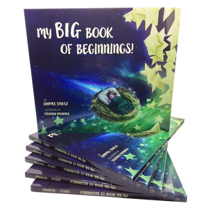 My BIG Book of Beginnings! <BR> Hardcover Edition