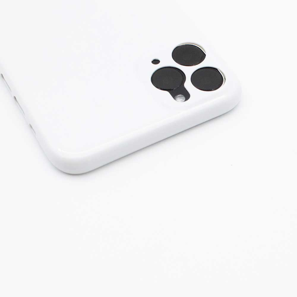 Ultra Thin iPhone 11 Pro Case - Jet White