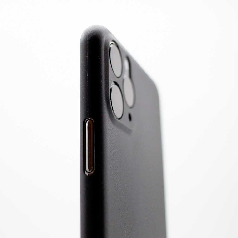 Ultra Thin iPhone 11 Pro Case - Matte Black