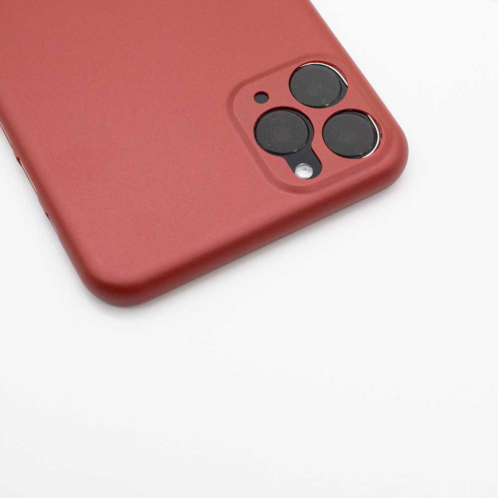 Ultra Thin iPhone 11 Pro Case - Red