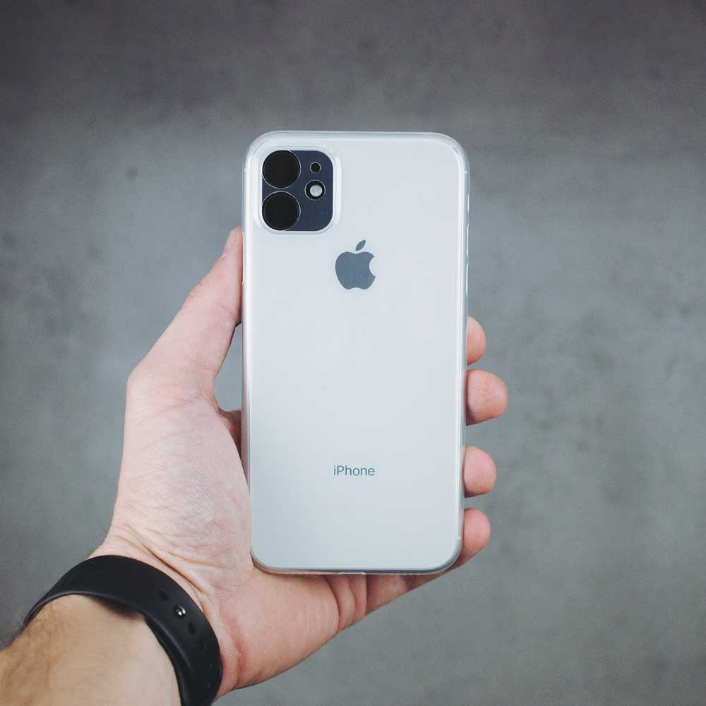 Ultra Thin iPhone 11 Case - Clear