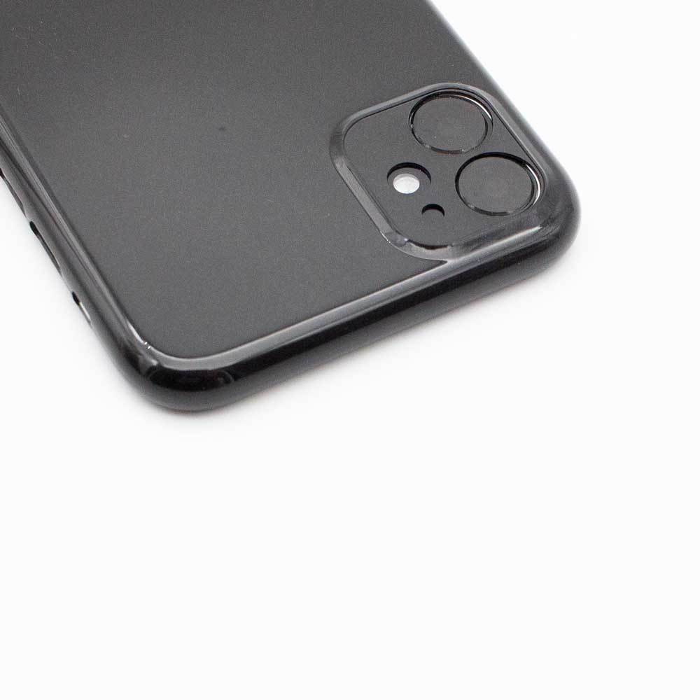 Ultra Thin iPhone 11 Case - Jet Black