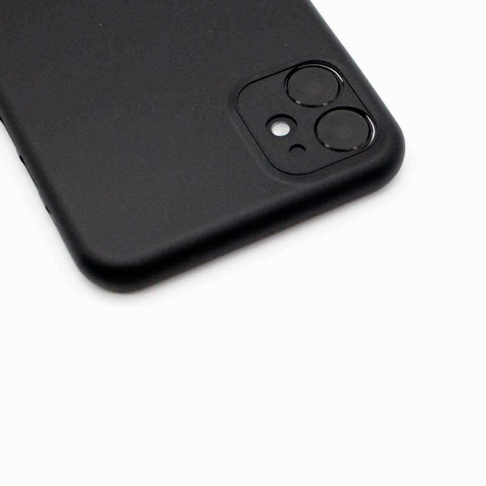 Ultra Thin iPhone 11 Case - Matte Black