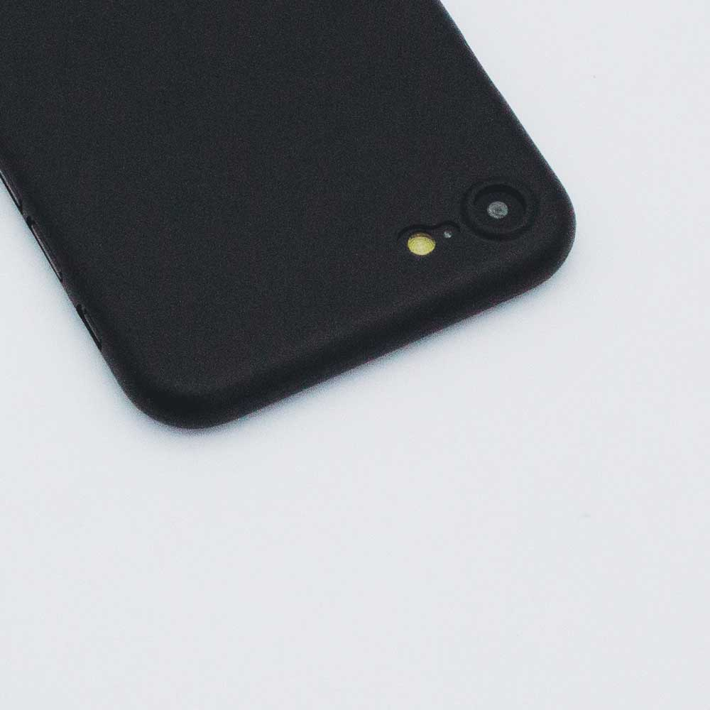 Ultra Thin iPhone 7 Case - Matte Black