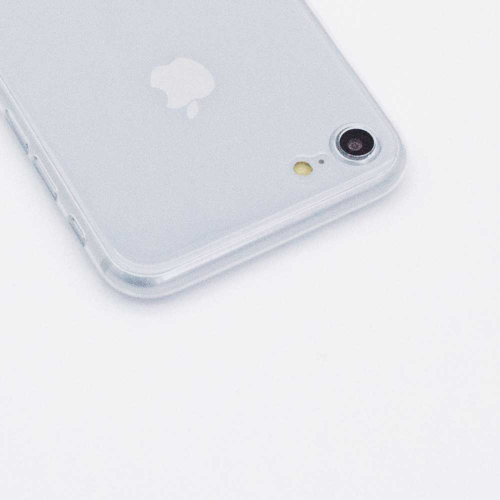 Ultra Thin iPhone SE Case - Clear