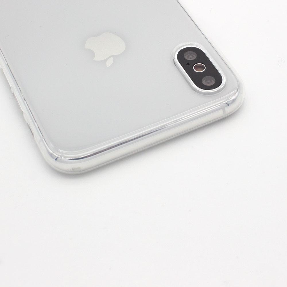 Ultra Thin iPhone XS Case - Clear