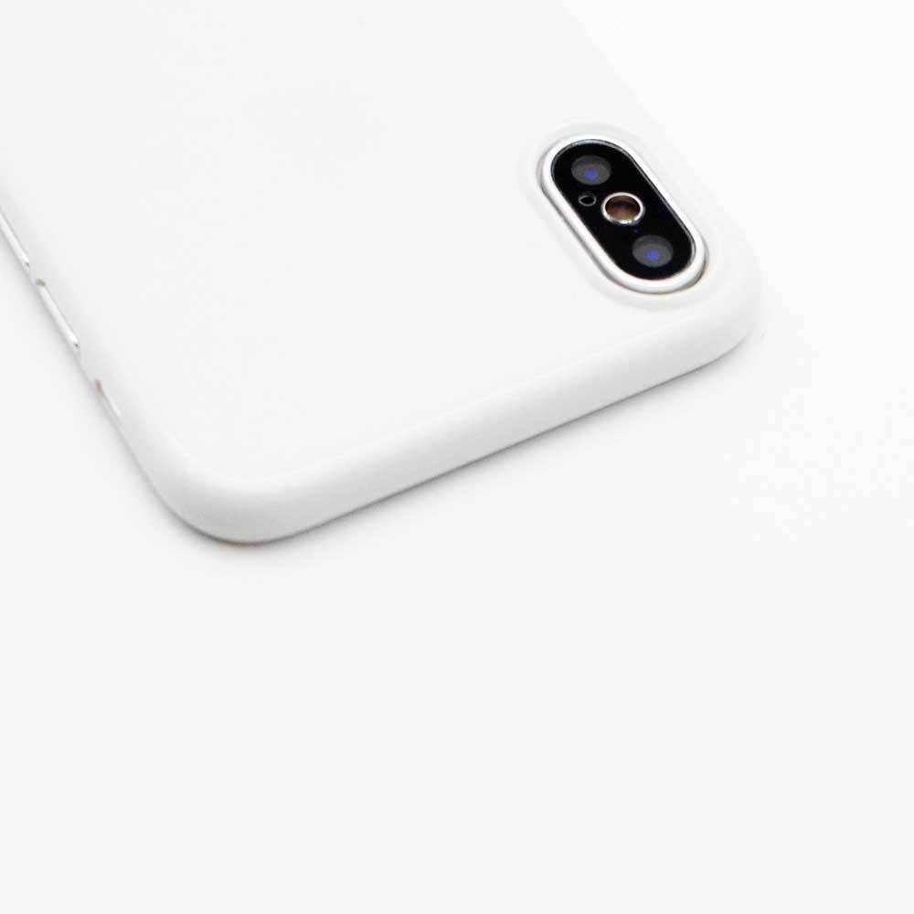 Ultra Thin iPhone XS Max Case - Jet White