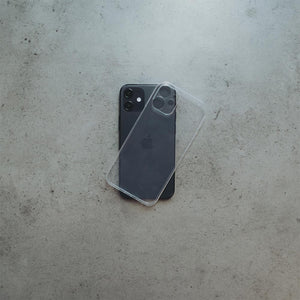 Ultra Thin iPhone 12 Mini Case - Clear