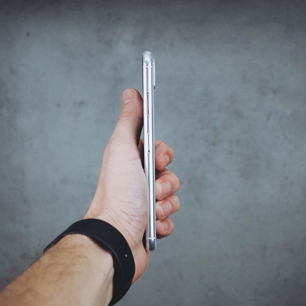 Ultra Thin iPhone X Case - Clear
