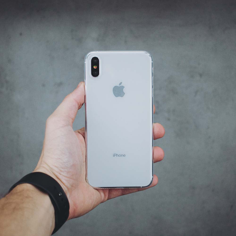 Ultra Thin iPhone XS Max Case - Clear