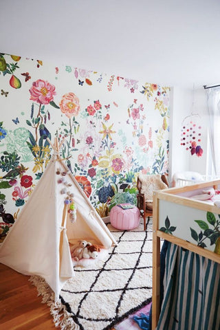 Molly Guy's nursery