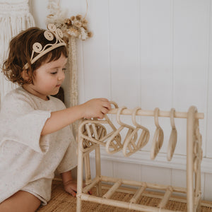 Mini Dolly Hangers