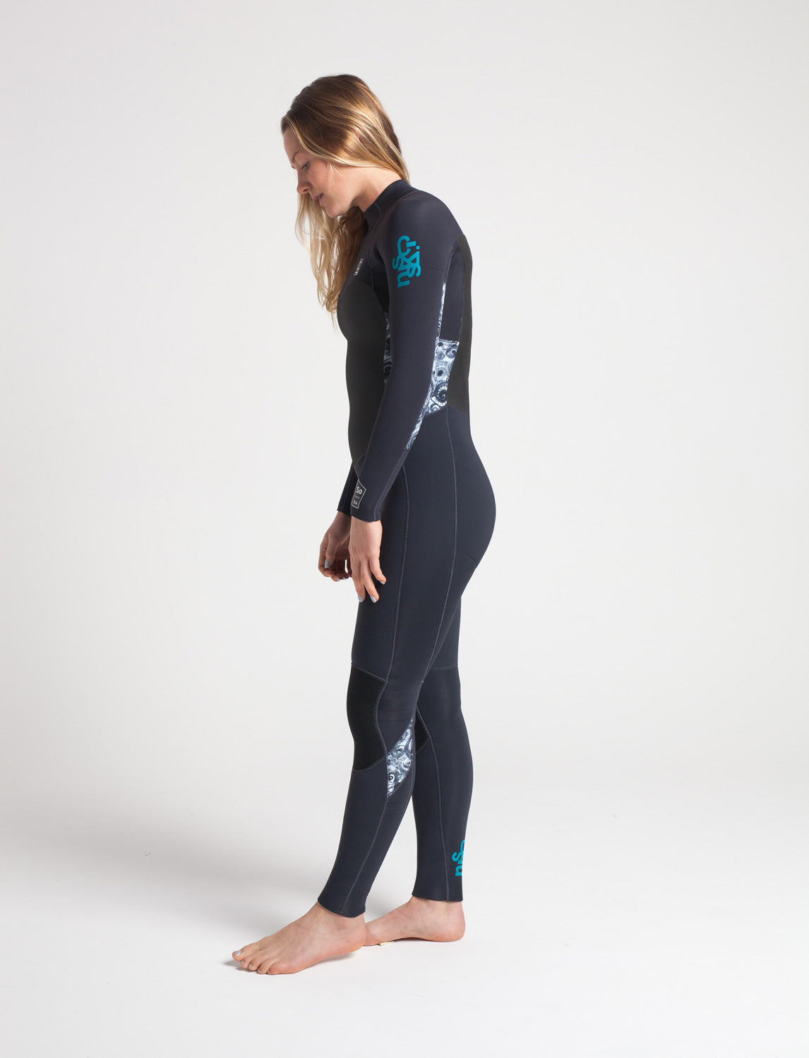 SOLACE 5:4 BACK ZIP