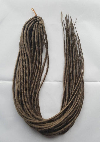Elysee Star #12 Hell Gold-Braun Dreadlocks