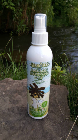 Knotty Boy - Green Tea Conditioning Spray 8oz Schuss