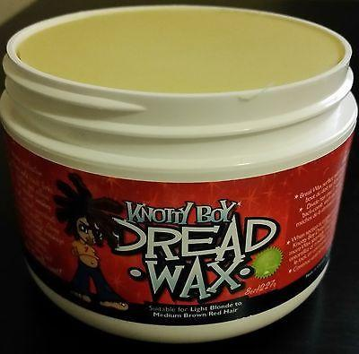 Knotty Boy - Dreadlock Wax Helles Haar 8oz