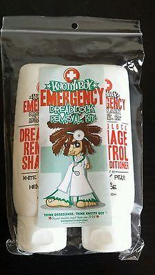 Knotty Boy - Notfall Dreadlocks Entfernungs-Kit 8oz (Groß)
