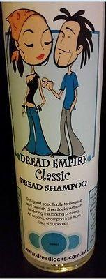 Dread Empire - (Classic) Flüssiges Dreadlocks Shampoo - 400ml