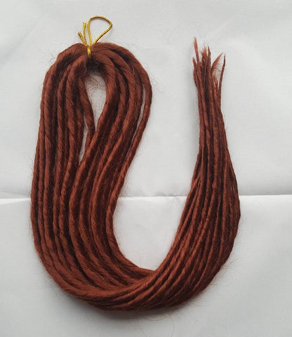 Elysee Star #29 Hell Burgundy Dreadlocks