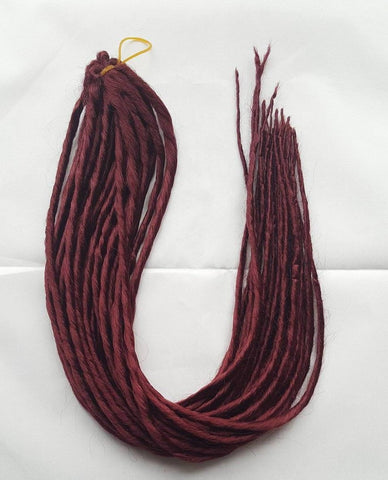 Elysee Star #39 Burgundy Rot Dreadlocks