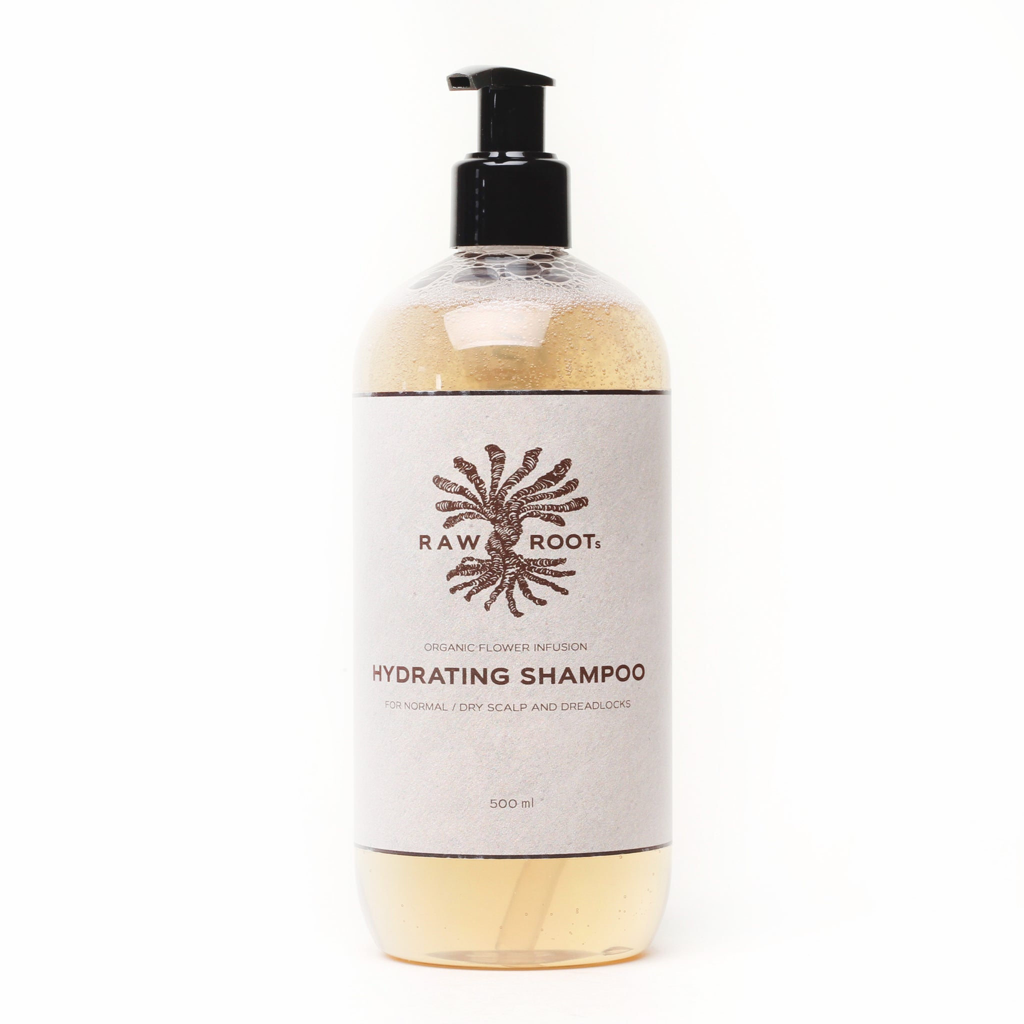 Raw Roots - Raw Roots - Dreadlocks Feuchtigkeits Shampoo (500ml)