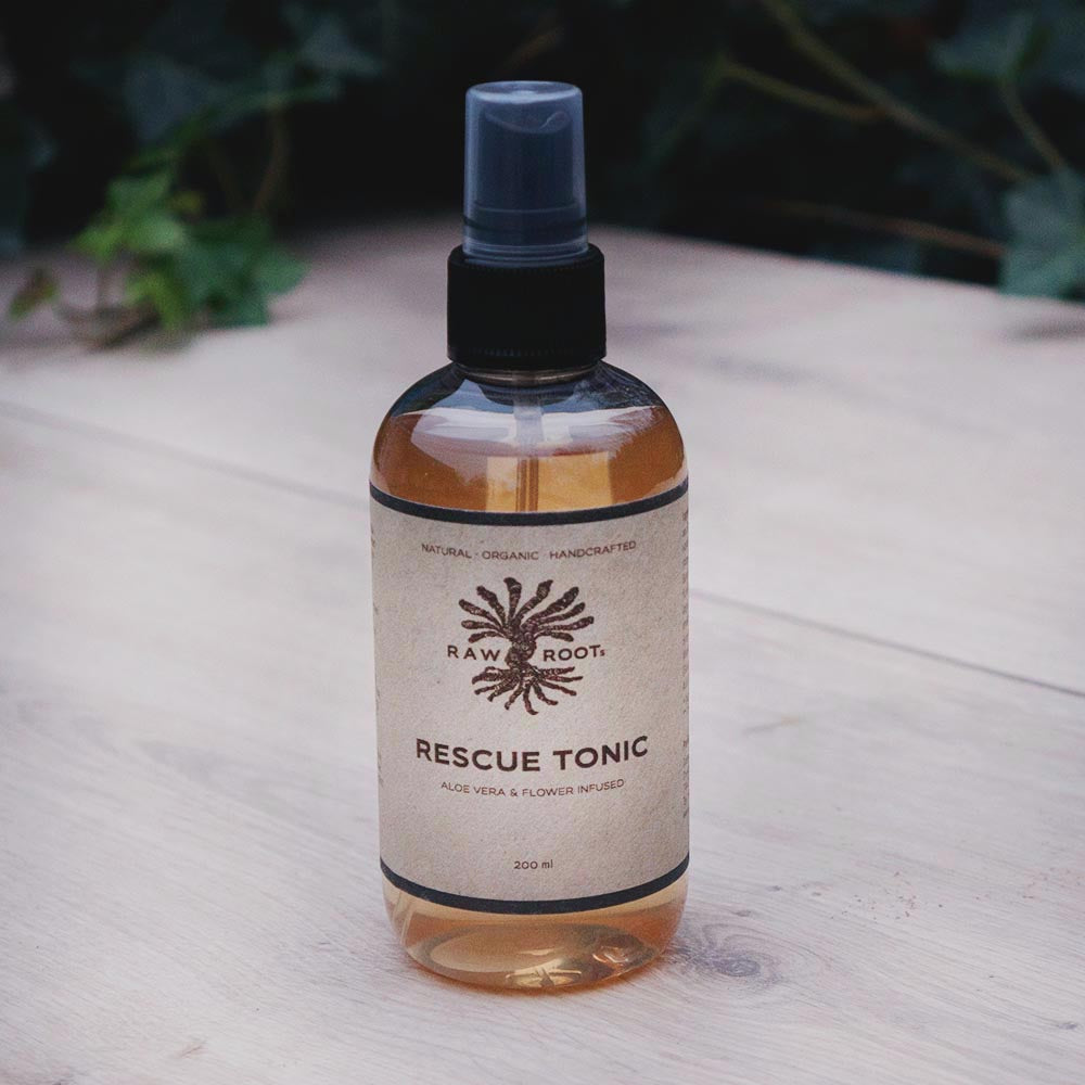 Raw Roots - Dreadlocks Scalp Rescue Tonic (200 ml)
