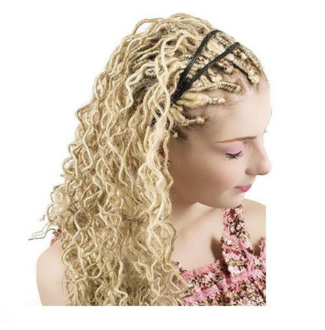 Dready Dreadzz - Dreadlocks XXL Double Elastic Head Bund