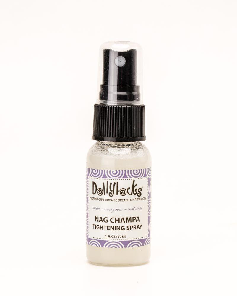 Dollylocks - Dreadlocks Haarspray - Nag-Champa (1oz/30ml/Reisegröße)