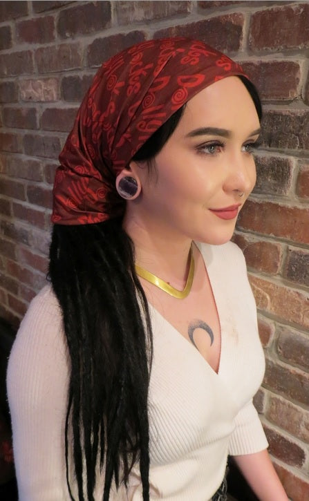 Dollylocks - Dreadlocks Headwrap (mehrere Farben)