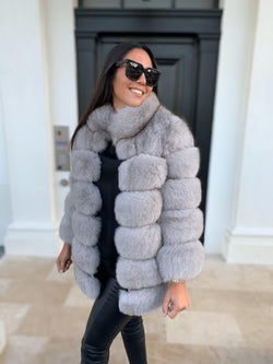Long Bubble coat