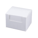 EasyBox White Cardboard Business Card Box