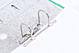 Compressor Bars for Ring Binders