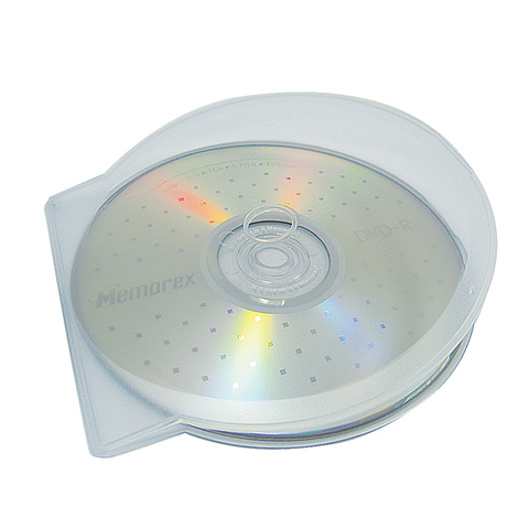 CD Clamshell Case
