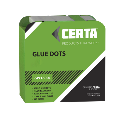 Glue Dots - Pack of 5000