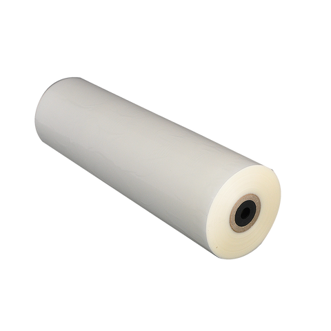 "Gloss Laminating Roll Film - 75mm 3"" Core - Roll of 100m"