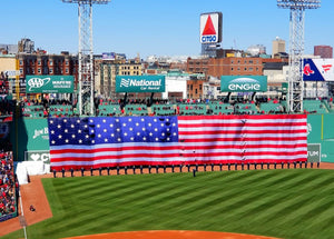 Fenway Park Opening Day Flag