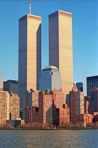World Trade Center Feb 2001