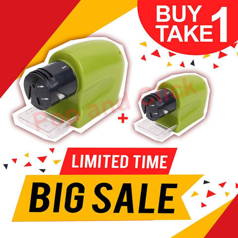 Electric Knife Sharpener (BUY 1 TAKE 1)