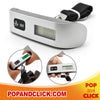 Accuweight™ Portable Luggage Scale