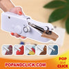 Electric Mini Handheld Sewing Machine
