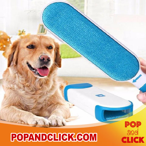 Pet Fur and Lint Remover (w/ FREE portable-size fur remover)