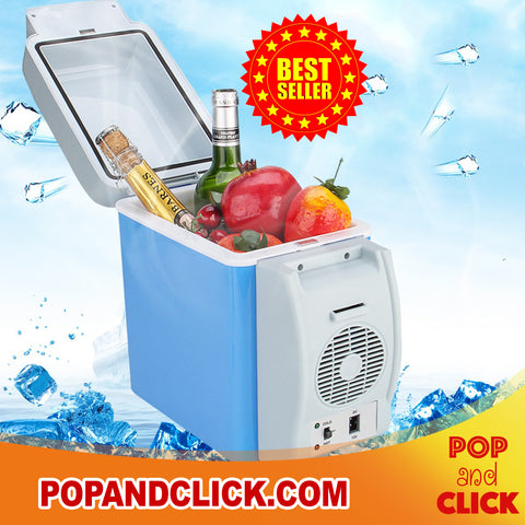 KeepFrost™ Portable Electronic Refrigerator