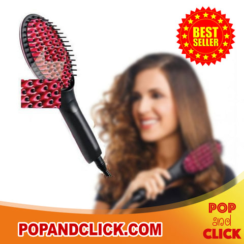 Simply Straight Artifact Ceramic Straightening Brush
