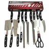 Miracle Blade World Class Quality 13-Piece-Knife-Set