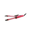 2 in 1 Hair Iron - Curler and Straightener