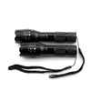 Ultra Bright Military LED Flashlight