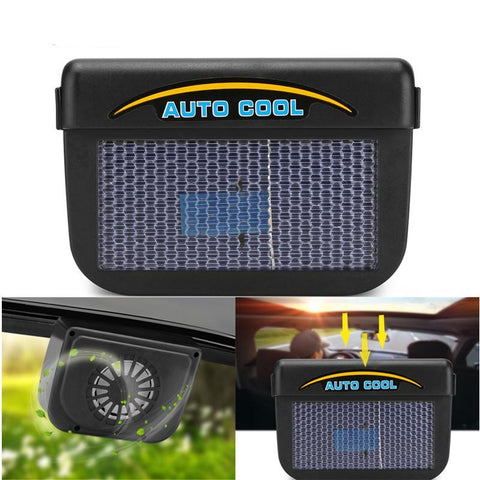 Auto Cool Solar Ventilation System