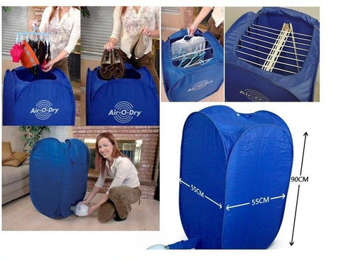 Air-O-Dry Portable Indoor Clothes Dryer