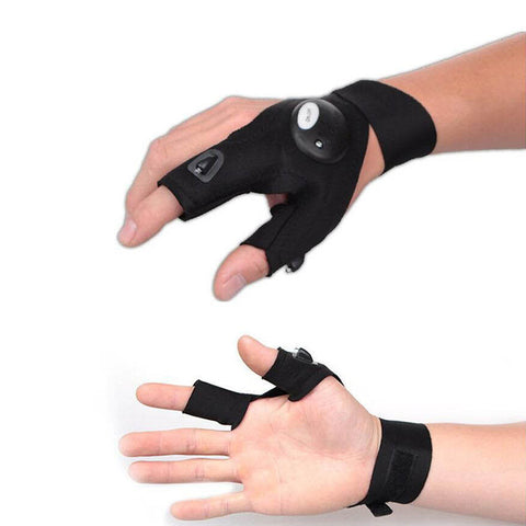 LitGlove LED Flashlight Glove