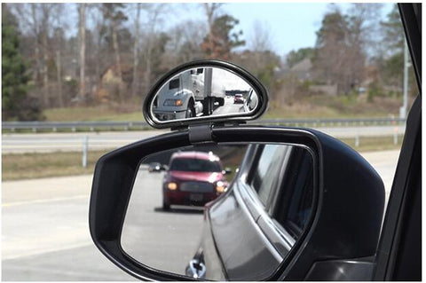 Blind Spot Auxillary Mirror (Set of 2)